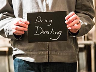 Professor: Sale of Controlled Substances
