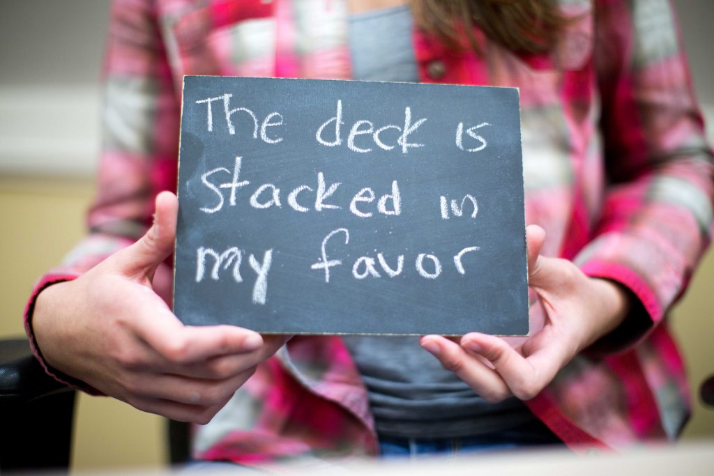 deck-is-stacked