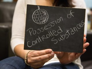 Graduate Student: Possession of Controlled Substances; Conspiracy to Sell Controlled Substances